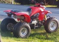 2007 250cc kazea ATV Great condition