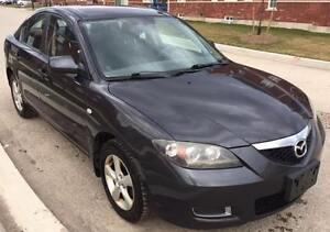 2007 Mazda Mazda3, Manual 5 Sp, All Pwr, Warranty, Certified