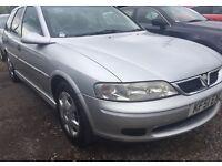 2001 Vauxhall Vectra 2.2 full service history, Estate 101k £450