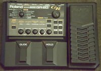 Roland GR-20 Guitar Synth With G-3 Pickup  And All Cables.