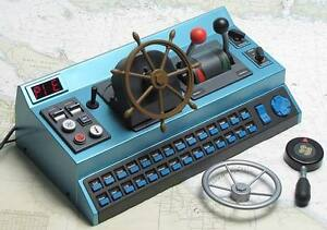 ShipDriver Watercraft Controller