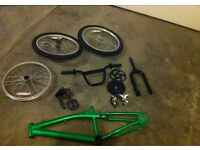 Wanted bike parts