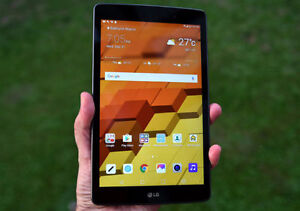 """LG G Pad 3 Tablet With 8"""" Inch Screen And Has WiFi/Cellular!"""