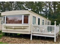 BK Contessa 35 x 12 Double Glazed 2 Bedroom Mobile Home reduced to £6850