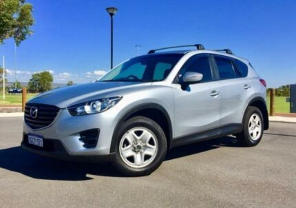 2016 Mazda CX-5 MY15 Maxx (4x4) Silver 6 Speed Automatic Wagon Kenwick Gosnells Area Preview