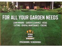 Tatonka Garden Maintenance