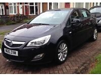 Vauxhall Astra 1.6 i VVT 16v Exclusiv For Sale