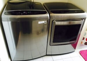 New LG Washer/Dryer Laundry Pair + Warranty (Delivery Possible)