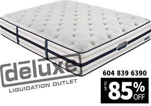 DELUXE DEAL 100% BRAND NEW MATTRESS SIMMONS, SERTA, SEALY,STEARN