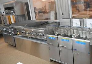 FRIDGES, FREEZERS, BACK BARS, MERCHANDISERS, STOVES, FRYERS, OVENS, SLICERS, PREP TABLES, SUPPLIERS FOR  FOOD EQUIPMENT