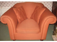 Armchair - To cosy up in