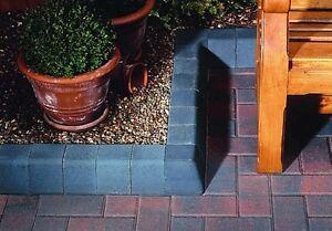 Garden Kerbs, Driveway Kerbs, High Kerbs for edging and block paving, Charcoal