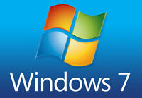 Virus removal service & Windows 7 install