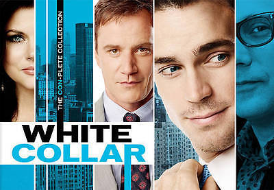 White Collar: The Con-plete Collection 3