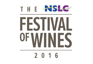 Two Tickets - Grand Tastings - NSLC Festival of Wines 2016