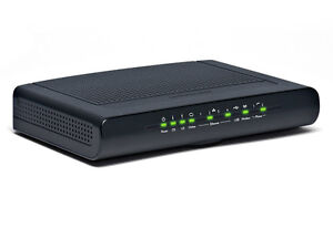Thomson DCW775 cable modem/router