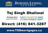 Broker your Mortgage with DLC Expert Financial - 2.40% 5 Yr. Fix