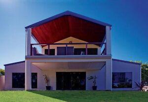 American Barn Style Home Shell Kit 4320 sq ft +  prefab storage