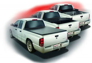 Dodge Ram 2002-2008 Tri-Fold Quad Cab Tonneau Cover London Ontario image 1