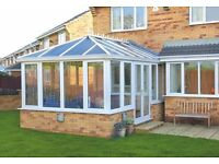 UPVC Conservatory with approved plans (0#)