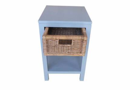 CLOSING DOWN SALE 50% OFF- 1Drawer RAFFLES Bedside Table