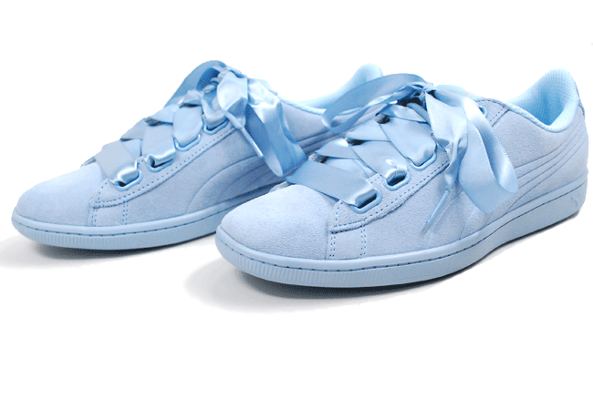 buy popular 3dcb5 2d24c Puma Suede Vikky Ribbon | Women's Shoes | Gumtree ...