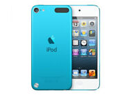 Mint Condition iPod touch (5th generation) Blue-32GB=$180