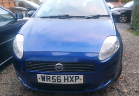 FIAT GRANDE PUNTO 1.2 ACTIVE 56k PETROL 5 DOOR MOT OCT 2021