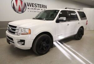 2016 Ford Expedition Paltinum 4x4