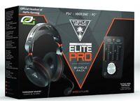 Elite Pro Tournament Headset + Tac Bundle
