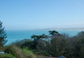Holiday apartment to let Carbis Bay St Ives Cornwall