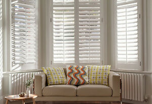 BLINDS & SHUTTERS - TURN YOUR WINDOWS INTO ART