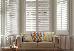 MISSISSAUGA BLINDS & SHUTTERS -TURN YOUR WINDOWS INTO ART