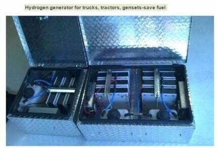 Save fuel 4 trawlers, boats, + outboards-HHO Hydrogen fuel system