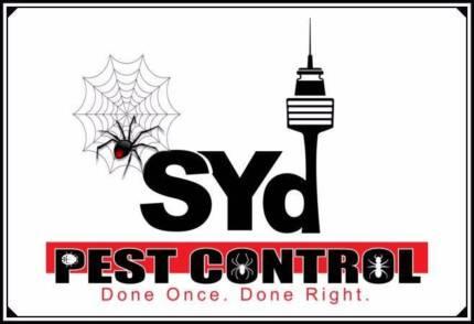 Pest Control SYDNEY WIDE Best Price Guaranteed