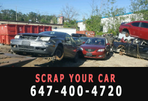 WE PAY THE BEST CASH 4 ALL SCRAP USED UNWANTED CARS!️