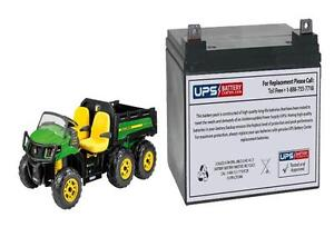 John Deere 108 Ride-on Toy Battery