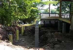 Miller Construction - Pier Work Peterborough Peterborough Area image 5