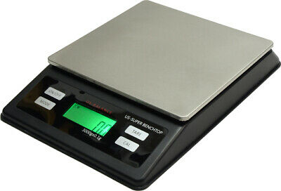 3000g X 0.1g Digital Benchtop Scale For Jewelry Gold Silver Herb Gram Oz Dwt Ozt