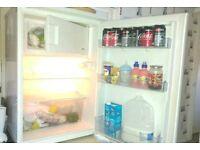 HaIRE fridge and mini freezer