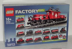 Lego Hobby Train 10183 neu/new - Arnfels, Österreich - Rücknahmen akzeptiert - Arnfels, Österreich