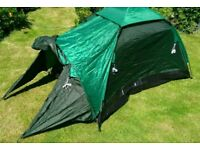 Two man tent