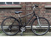 Ladies Hybrid bike CLAUD BUTLER light alloy frame 17 inch serviced ready to go Welcome for test ride