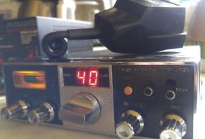 **READ AD** Realistic CB Radio - 40.00 FIRM