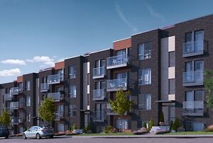 LE BOTANIK - 120 NEW CONDOS FOR SALES IN HOMA - SHERBROOKE E.