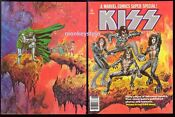 Marvel Comics Super Special 1 Kiss
