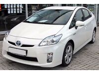 PCO TOYOTA PRIUS & AURIS TOURING HYBRID & FORD GALAXY CARS FOR RENT (UBER READY)