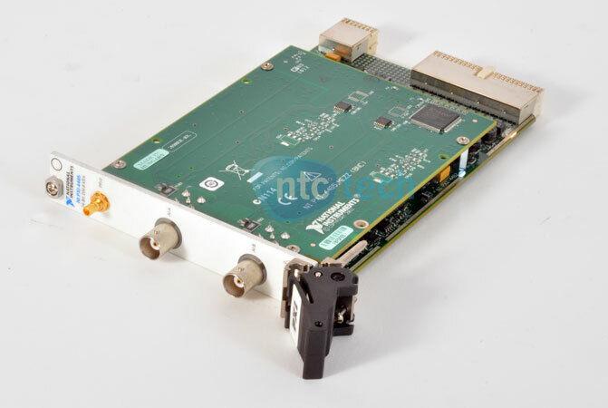 National Instruments NI PXI-4465 2-Input Dynamic Signal Analyzer 189003E-02L