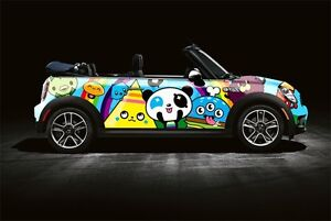 Car Wrapping Xmas Promotion Winston Hills Parramatta Area Preview