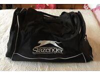 Slazenger Black Hold All